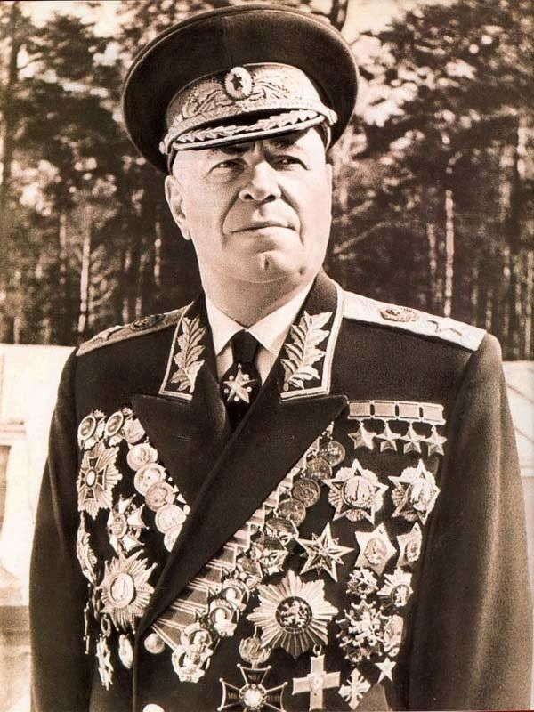 Жуков Георгий Константинович - Маршал Победы.