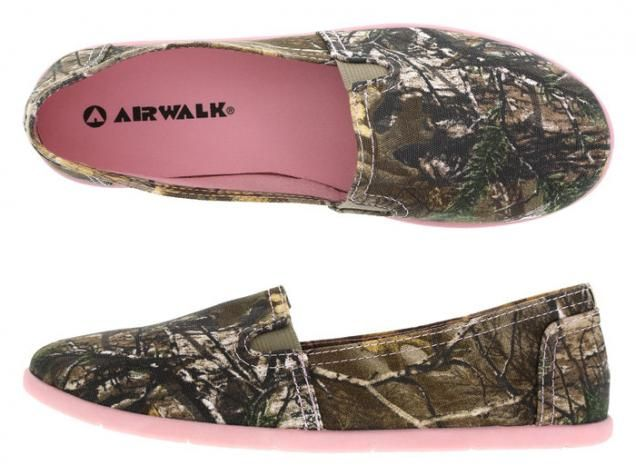 Pink Realtree Shoes | Realtree Women's Camo Shoes by Payless®