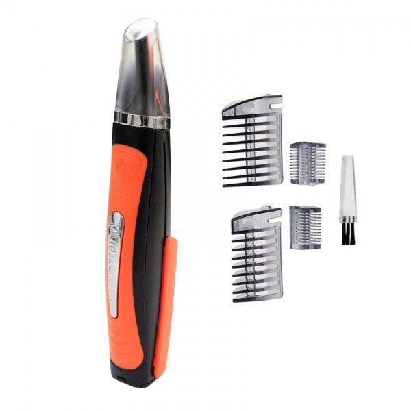 Idée cadeau fête des pères : la tondeuse électrique haute précision 6 hauteurs barbe cheveux nez