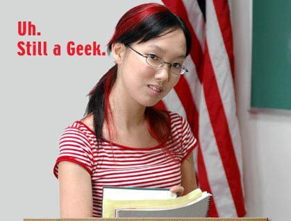 Pictures Asian geek