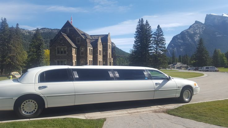 Beautiful Weddings In Banff. Transportation services provided by Limousines Of Banff  #banff #limousine #limo #wedding #photo #beautiful #happy #love #bride