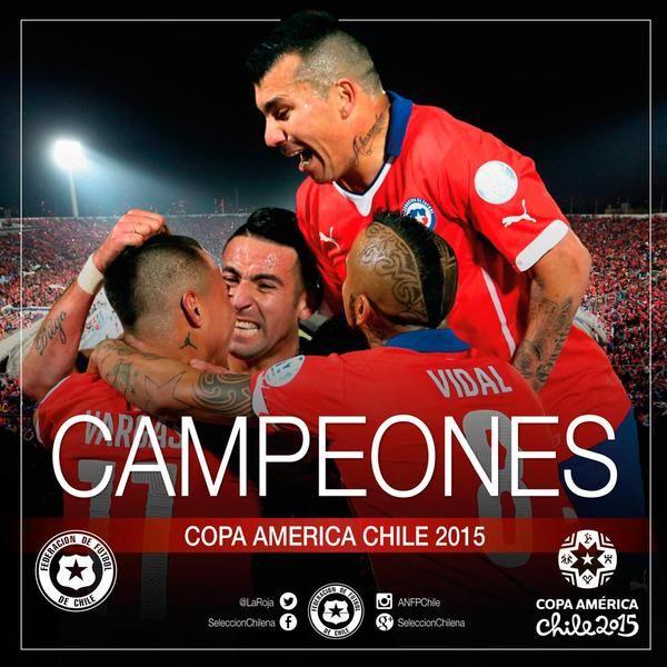 #LTenVivo: Chile busca la gloria ante la poderosa Argentina de Messi