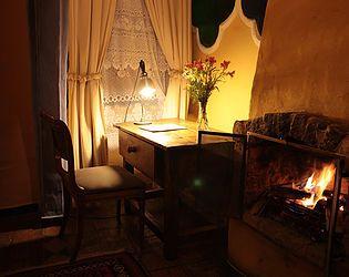 Rincones acogedores. Hotel La Posada De San Antonio - Villa De Leyva