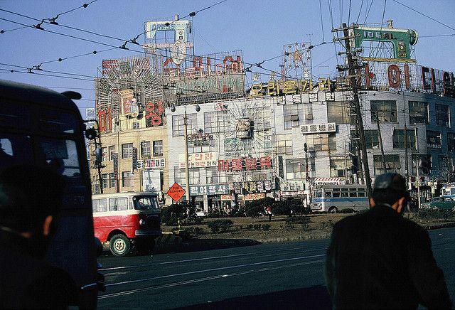 Seoul 1966 | Photo by Kathryn McNeil.