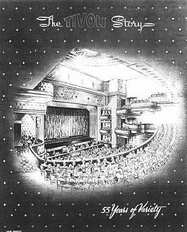 The Tivoli Theatre, Melbourne.