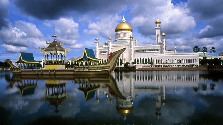 Top 10 Richest Countries In The World By 2015 GDP -- # 4. Brunei Darussalam