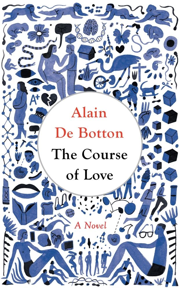 'The Course of Love', Alain De Botton. Reviewed in The Guardian: www.theguardian.com/books/2016/apr/28/the-course-of-love-alain-de-botton-review
