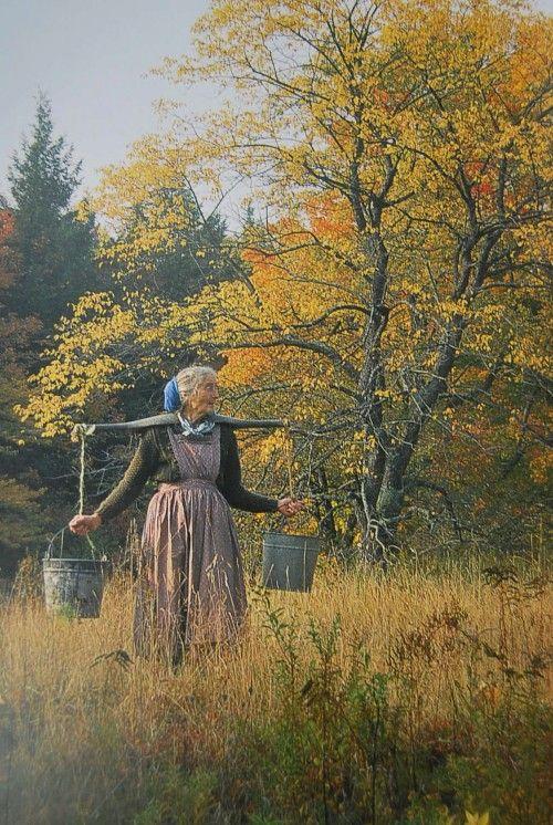 Tornare indietro nel tempo. La storia dell'illustratrice statunitense Tasha Tudor.