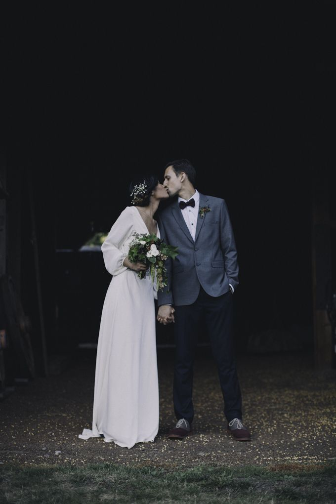 Philip Foster Farm Styled Shoot - Bird is the Word