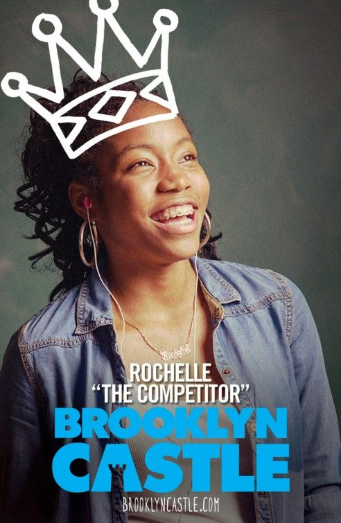 Rochelle has a chess rating of 2062, putting her in the 99th percentile of American junior players.She is only a few hundred points away from achieving Master status. How's that for girl power?