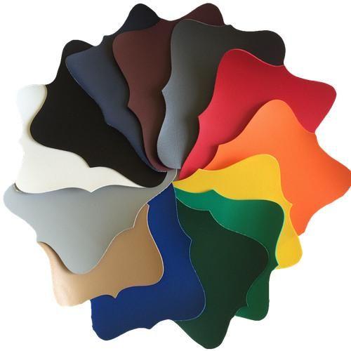 Marine Vinyl Fabric Color Wheel