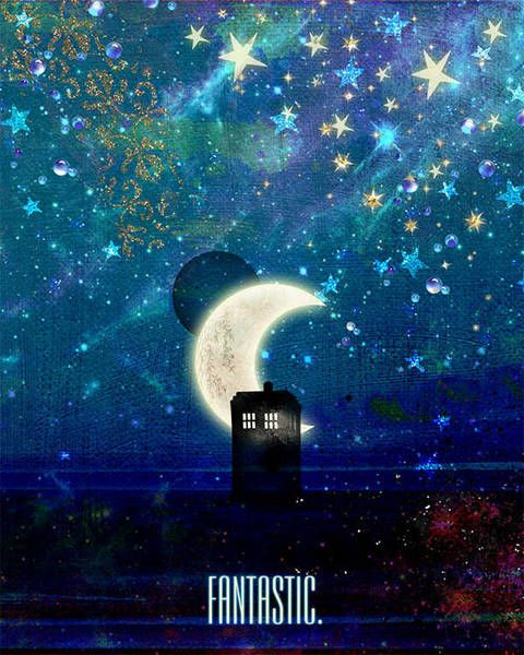 Fantastic: Love the 9th Doctor | by Heather Sullivan (sparklyduck75)