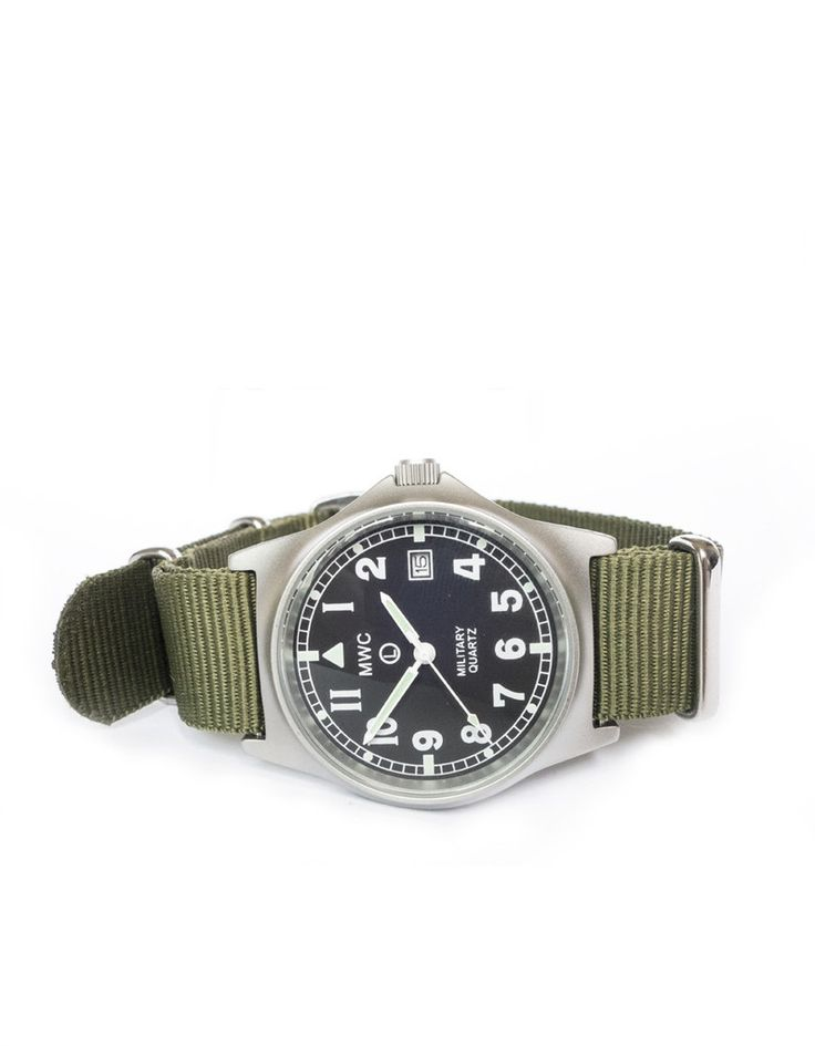 MWC Military Watch Company - G10 LM - Steel