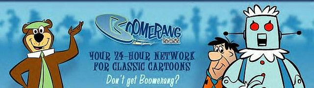 Boomerang From Cartoon Network | Boomerang Network ad | Flickr - Photo Sharing!