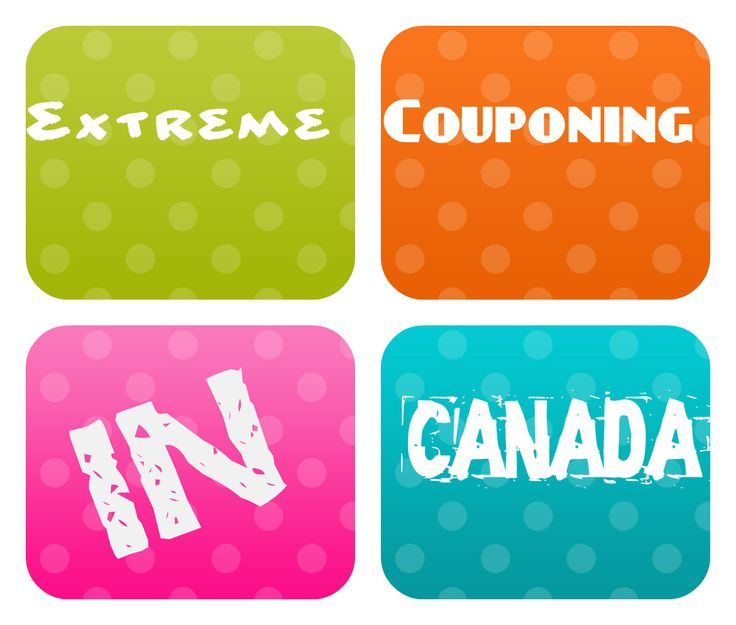 An Introduction -Extreme Canadian Couponing