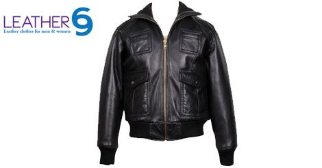 Get Top Leather Jackets for kids at discounted and affordable rates at our online store. http://bit.ly/1A8XoBg #OnlineShopping #Leather #Men #Women #Fashion