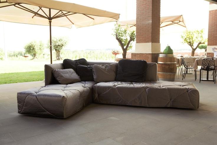 Divano letto design moderno 2.9 by Mimodesigngroup