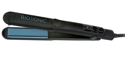 Buyer Guide for bio ionic one pass flat iron...More detail at http://www.hairstraightenermodels.com/hair-straightener-guide/