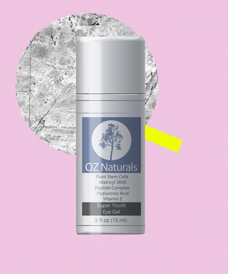 OZ Naturals Super Youth Eye Gel Review   The best natural eye cream, according to math. #refinery29 http://www.refinery29.com/oz-naturals-super-youth-eye-gel-review