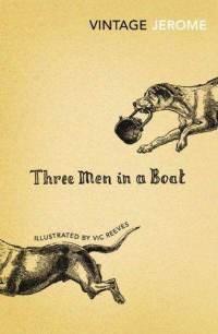 Three Men in a Boat, Jerome K. Jerome