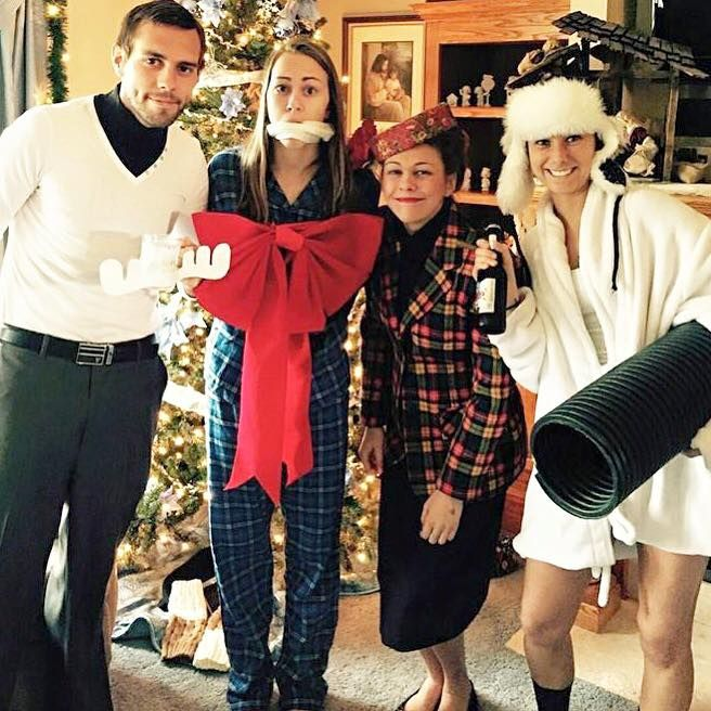 Griswold Christmas Party Ideas Part - 21: Christmas Vacation Costumes - Have Some Themed Fun At Your Holiday Party  This Year!