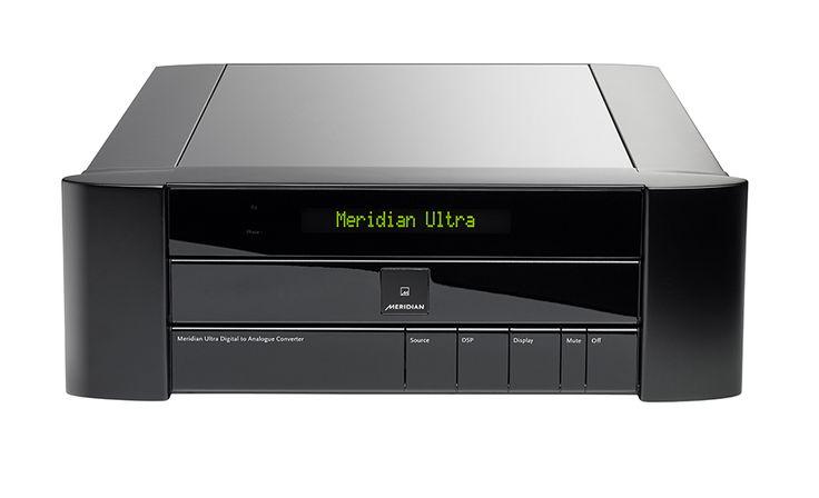 Meridian Audio Unveil £15000 Ultra DAC...read more on www.hifipig.com #DigThePig #Highend #hifi #audio #hifinews #hifireviews #dac