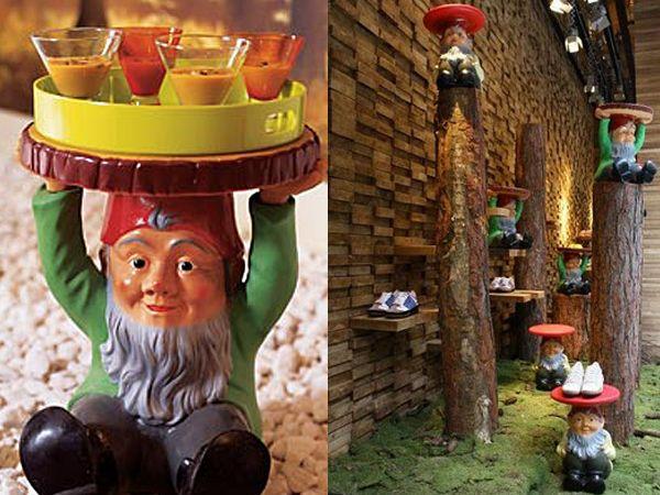 Stark gnome for the home | http://www.malfattistore.it/prodotto/gnomo-attila/ | #malfattistore #interiordesign #shoponline #homedecor #italiandesign #outdoor #kartell #modernfurniture #stool #standing