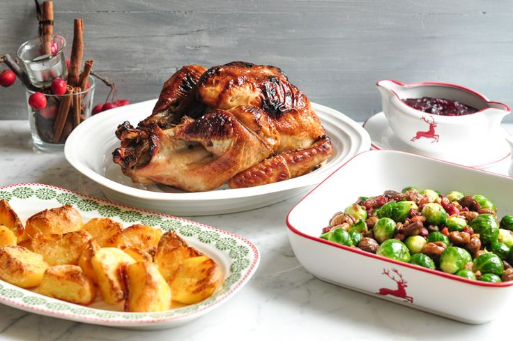 Nigella S Christmas Kitchen Holiday Roast