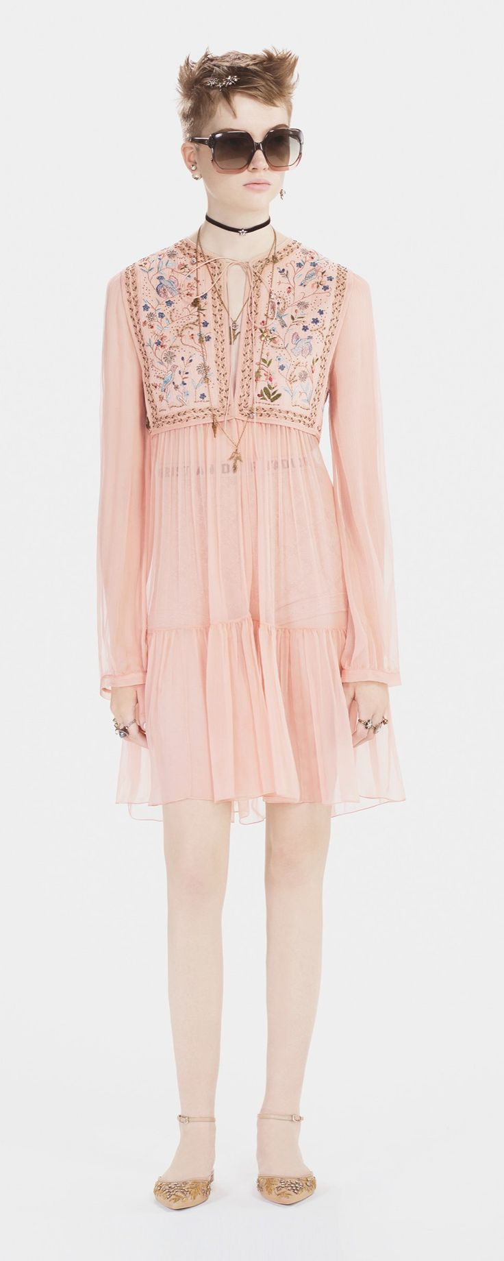 Christian Dior Fall 2017 - Ready-to-Wear - http://www.orientpalms.com/Dior-6516