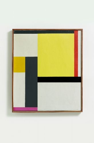 WALTER DEXEL   MO 1925 I  1925    Oil on Canvas   64,3 x 54,1 cm  (Kunsthaus Lempertz)