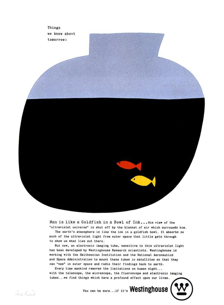 20 Best Paul Rand Westinghouse Images On Pinterest Advertising