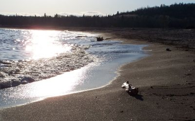 Neys Provincial Park--my favorite place on the planet