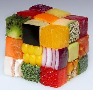 healthy fruit cake blocks fruit market