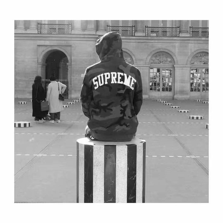 Supreme Waffle Thermal Hoodie (Camo) #sup #supreme #streetwear