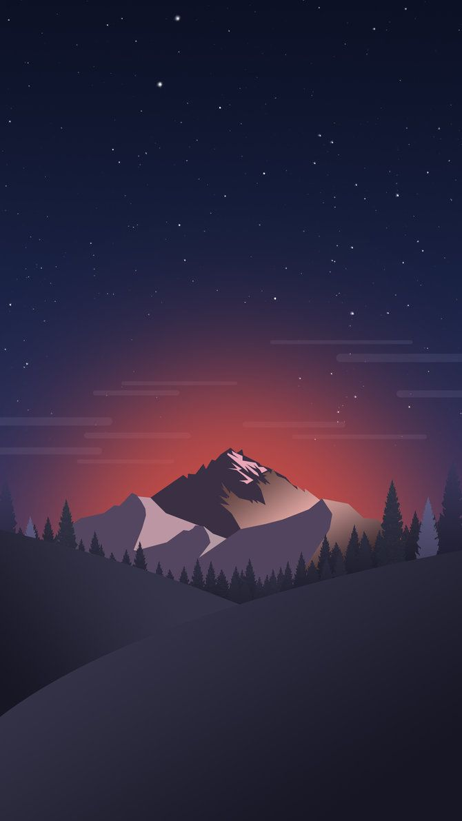 Mountain Wallpaper Dark Mountain Wallpaper Iphone