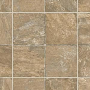 Armstrong 12 Ft Wide Bayside Slate Neutral Residential