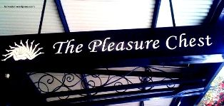 """Thanks to """"Fifty Shades of Grey"""" women are now walking into The Pleasure Chest, a high-end West Hollywood sex shop, and asking for mommy porn! No wonder that book is selling so fast. Now I'm curious..."""