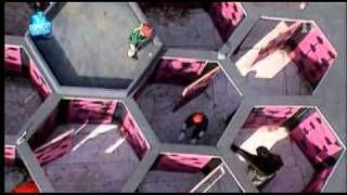 Takeshi's Castle: Het Doolhof - YouTube