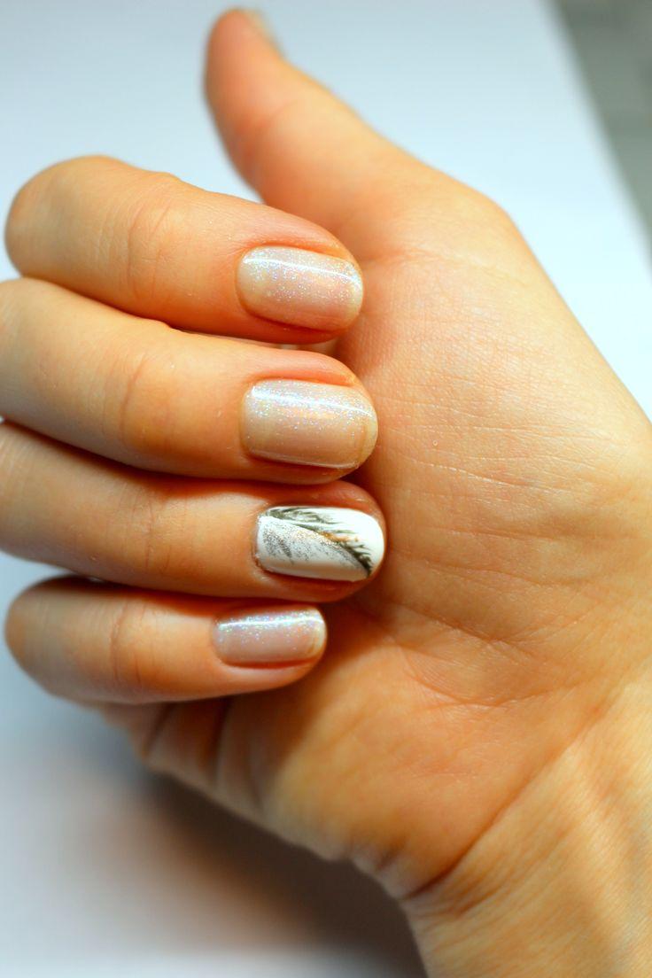 nail art hybryda