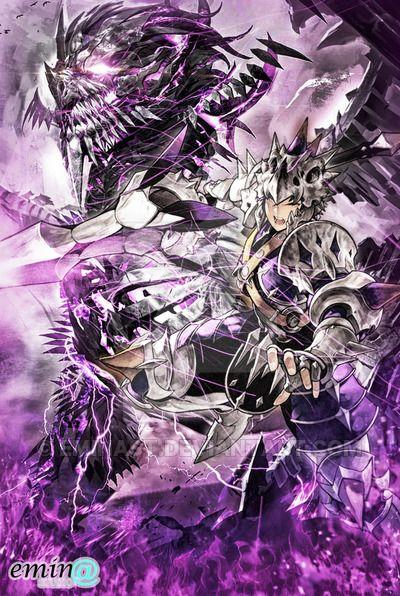 Hell Lord Kris character Seven Knights renderis ©bloomsama Art/Design is © emina studio.