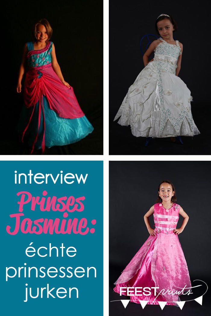 interview prinses Jasmine: verkoopt echte prinsessenjurken van meisjes uit het Midden-Oosten