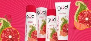 HURRY---FREE Gud Red Ruby Groovy Shampoo and Conditioner sample PLUS you'll get a $1 OFF Coupon! While Supplies Last!
