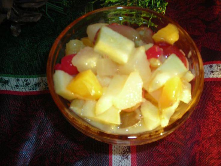 Salata cu ton fru fru