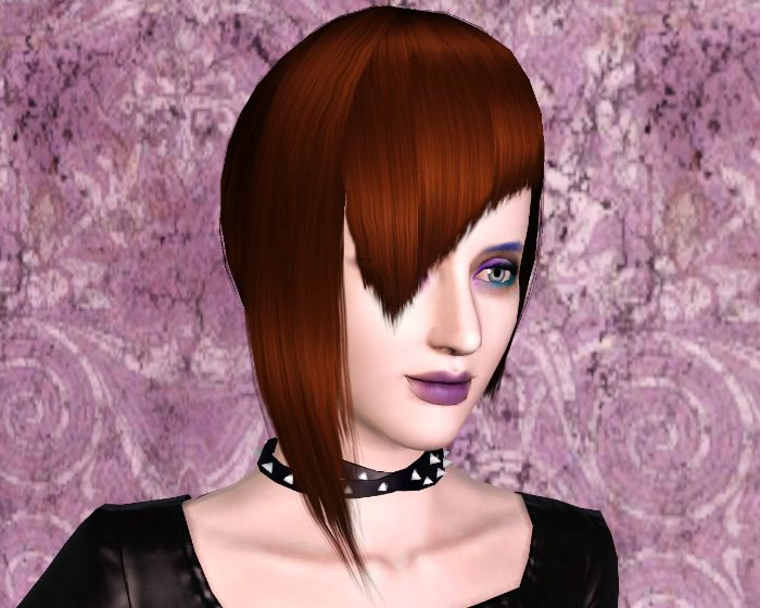 club_crimsyn | Default Replacement Textures - Frightful Hair Store Set