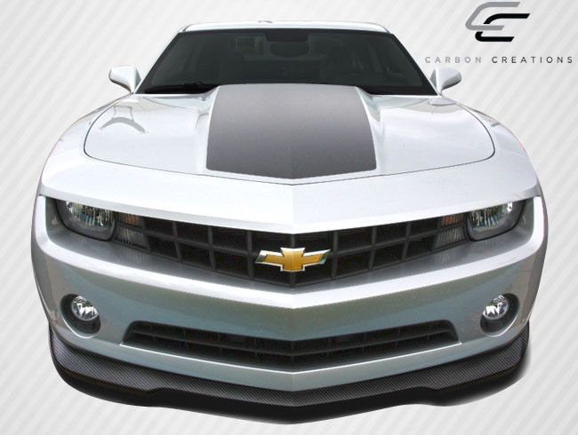 2010-2013 Chevrolet Camaro V6 Carbon Creations GM-X Front Lip Under Spoiler Air Dam - 1 Piece