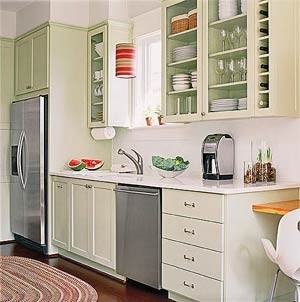 galley kitchen ideas knittinging