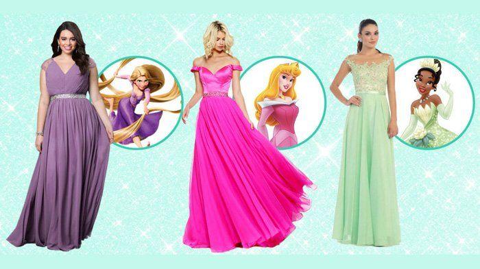 Ini Penampakan 6 Dress Cantik ala Disney Princess di Dunia Nyata, Mirip Nggak?