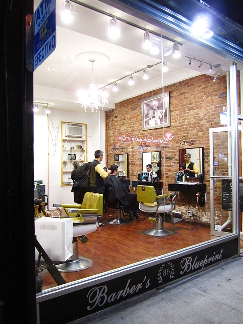 def want a brick wall in my salon one day