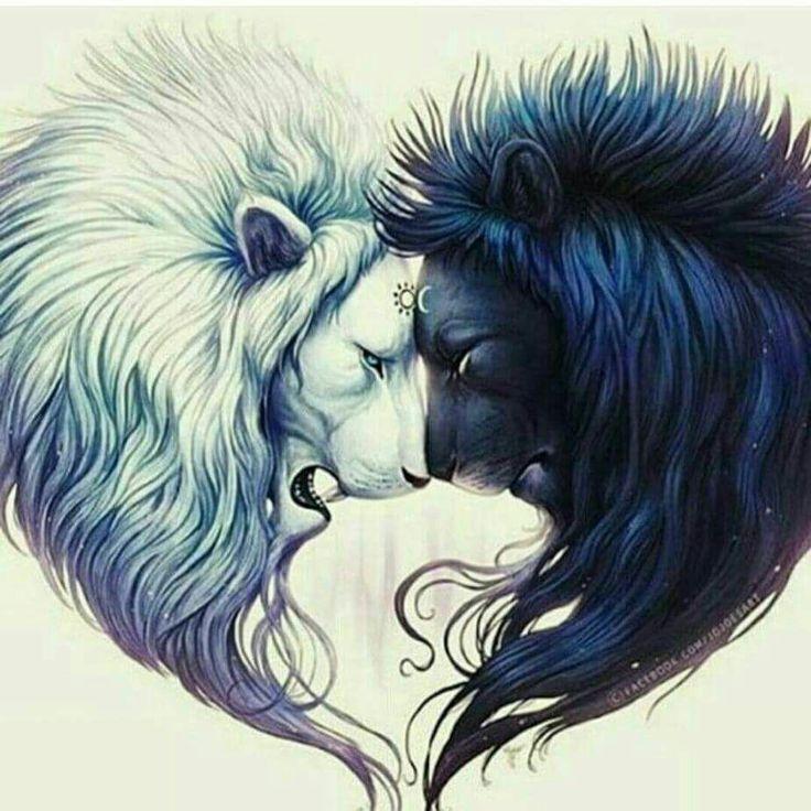 Ying & Yang Lions