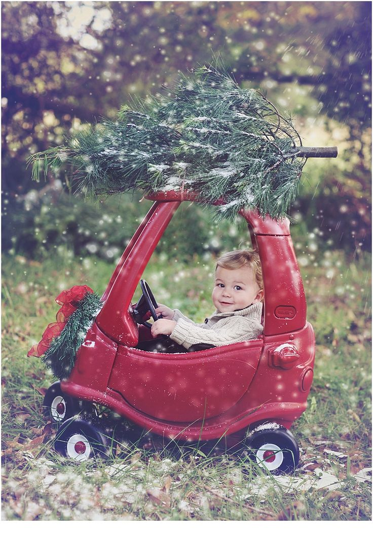 Christmas Picture Poses Ideas For Kids